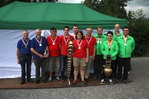 Siegerfoto Gruppenmeisterschaft 2013