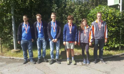 02_Finalteilnehmer Juniorenfinal 2017