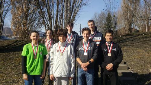 Finalteilnehmer Juniorenfinal 2019