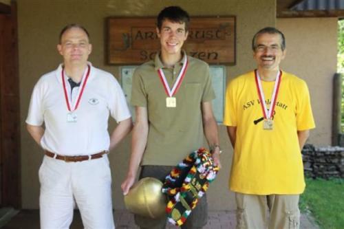 Siegerfoto Verbandsmeisterschaft 2009