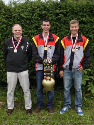 Siegerfoto Verbandsmeisterschaft 2010