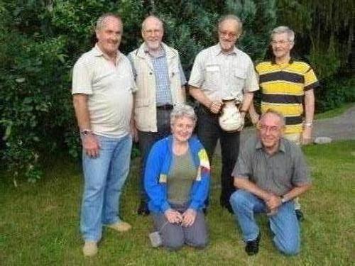 Oldies und Newcomer Veteranentreffen 2009